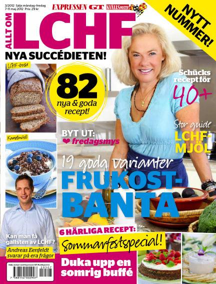 Allt om LCHF (Inga nya utgåvor) May 07, 2012 00:00