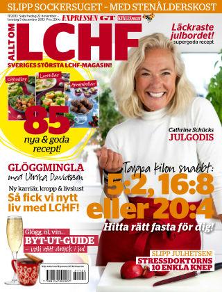 Allt om LCHF (Inga nya utgåvor) 2013-11-22