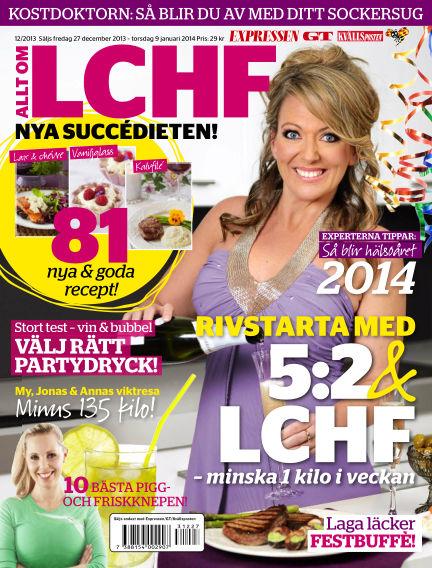 Allt om LCHF (Inga nya utgåvor) December 27, 2013 00:00