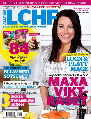 Allt om LCHF (Inga nya utgåvor) 2014-01-15