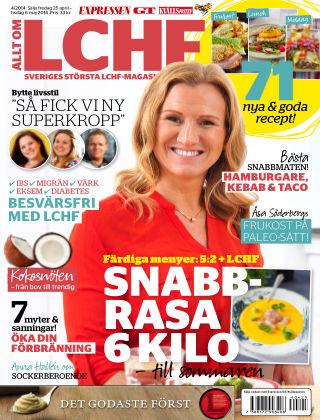 Allt om LCHF (Inga nya utgåvor) 2014-04-25