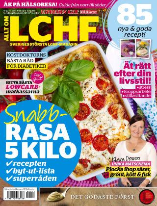 Allt om LCHF (Inga nya utgåvor) 2014-08-15