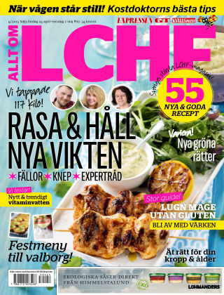 Allt om LCHF (Inga nya utgåvor) 2015-04-24