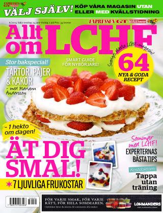 Allt om LCHF (Inga nya utgåvor) 2015-06-24