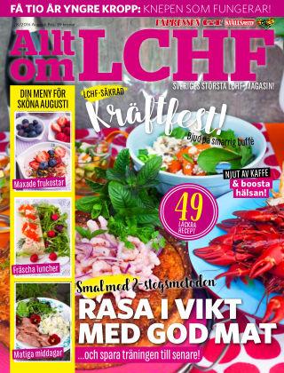 Allt om LCHF (Inga nya utgåvor) 2016-08-05