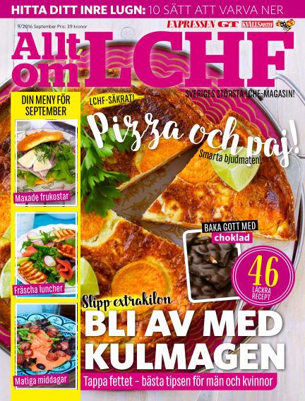 Allt om LCHF (Inga nya utgåvor) September 16, 2016 00:00