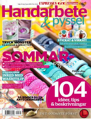 Handarbete & Pyssel (Inga nya utgåvor) 2014-05-21