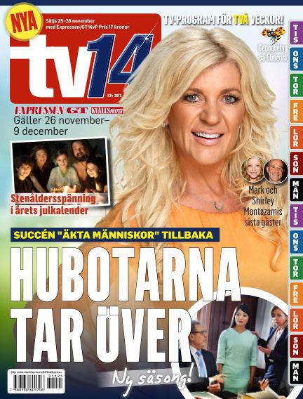 TV14 November 26, 2013 00:00
