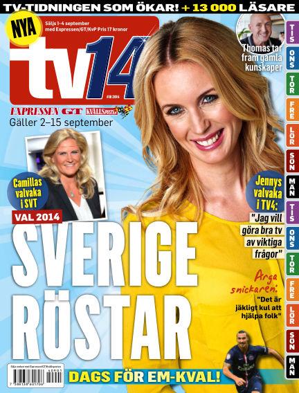TV14 September 01, 2014 00:00