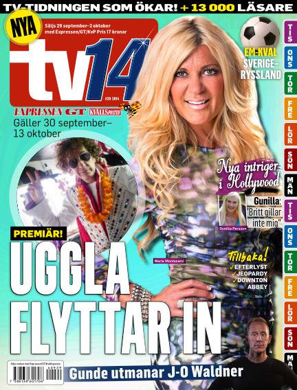 TV14 September 29, 2014 00:00