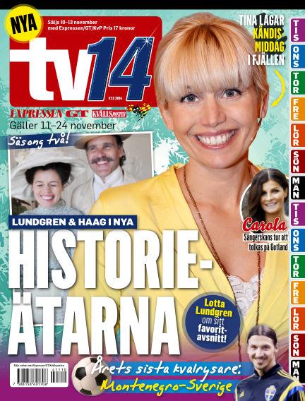 TV14 November 10, 2014 00:00