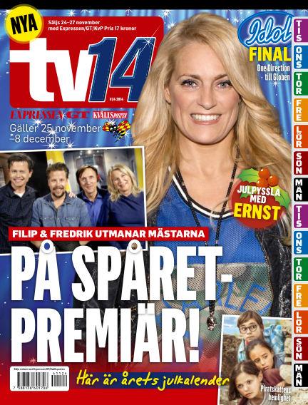 TV14 November 24, 2014 00:00