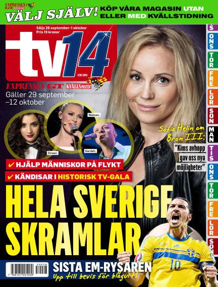TV14 September 28, 2015 00:00