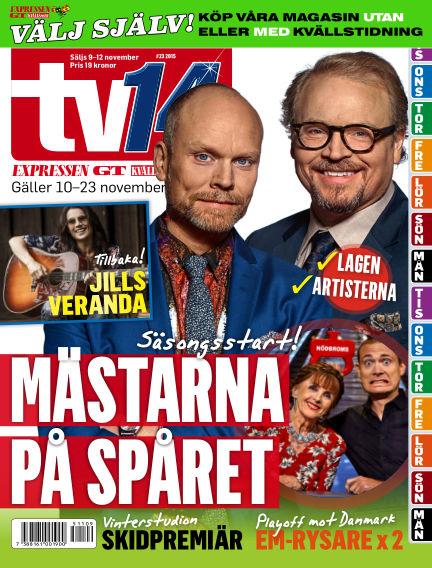 TV14 November 09, 2015 00:00