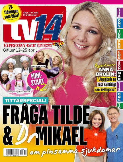 TV14 April 11, 2016 00:00