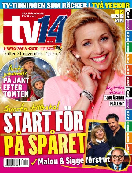 TV14 November 21, 2016 00:00