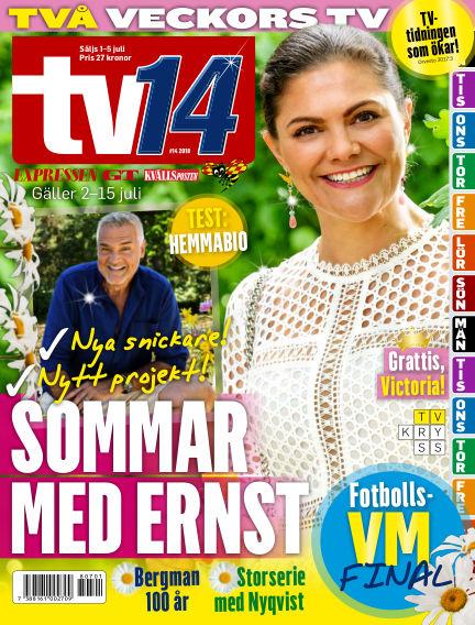 TV14 July 01, 2018 00:00