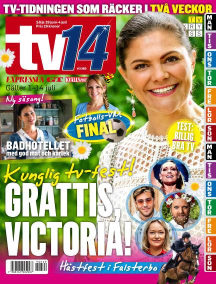 TV14 June 29, 2019 00:00