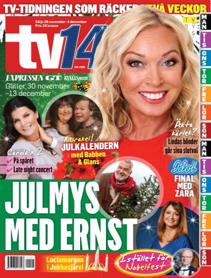 TV14 November 28, 2020 00:00