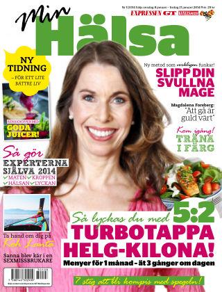 Hälsoliv 2014-01-08