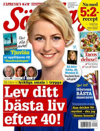 Expressen Söndag 2013-09-22