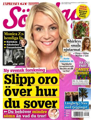 Expressen Söndag 2013-09-08