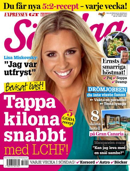 Expressen Söndag October 20, 2013 00:00