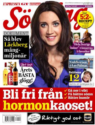 Expressen Söndag 2013-11-24