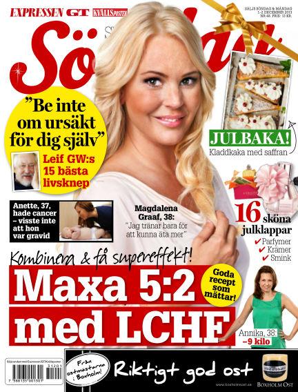 Expressen Söndag December 01, 2013 00:00