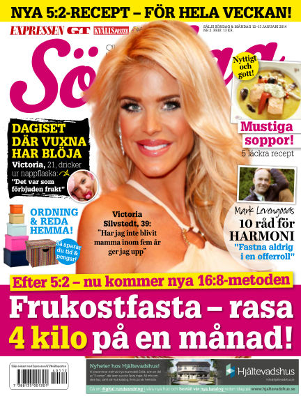 Expressen Söndag January 12, 2014 00:00