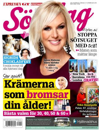 Expressen Söndag 2014-02-09