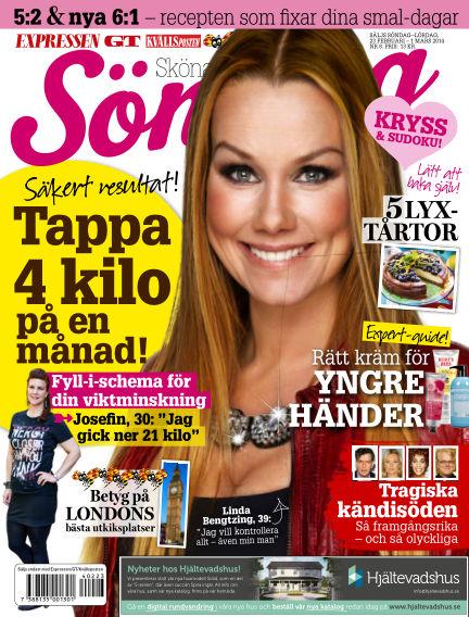 Expressen Söndag February 23, 2014 00:00