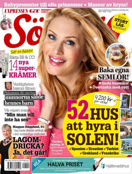 Expressen Söndag March 02, 2014 00:00