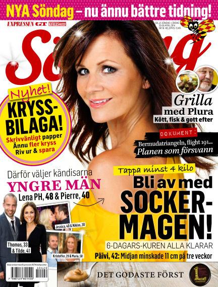 Expressen Söndag April 20, 2014 00:00