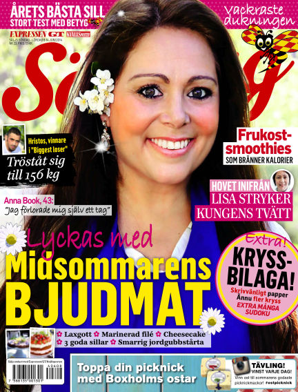 Expressen Söndag June 08, 2014 00:00