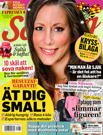 Expressen Söndag August 17, 2014 00:00