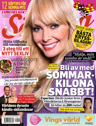 Expressen Söndag 2014-08-24