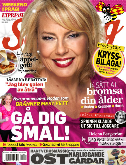 Expressen Söndag September 07, 2014 00:00