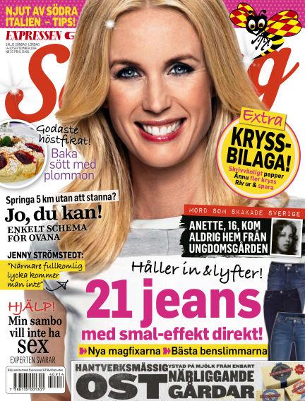 Expressen Söndag September 14, 2014 00:00