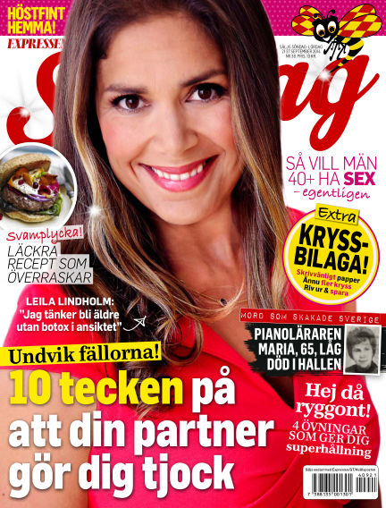 Expressen Söndag September 21, 2014 00:00