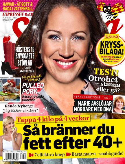 Expressen Söndag September 28, 2014 00:00