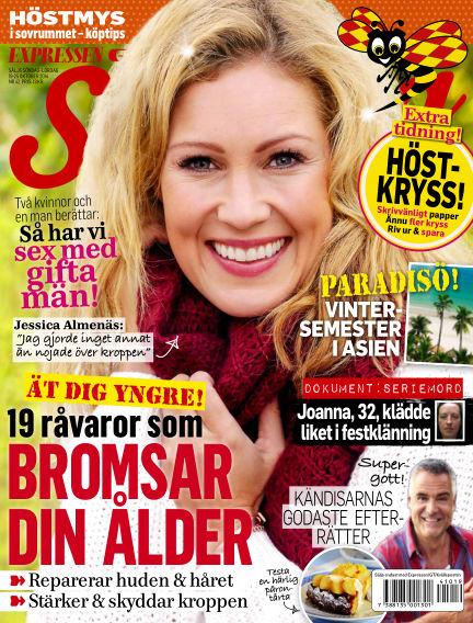 Expressen Söndag October 19, 2014 00:00