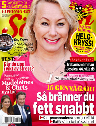 Expressen Söndag 2014-11-02