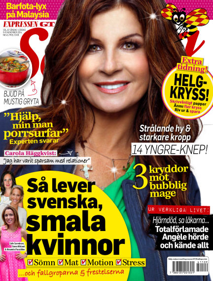 Expressen Söndag November 09, 2014 00:00