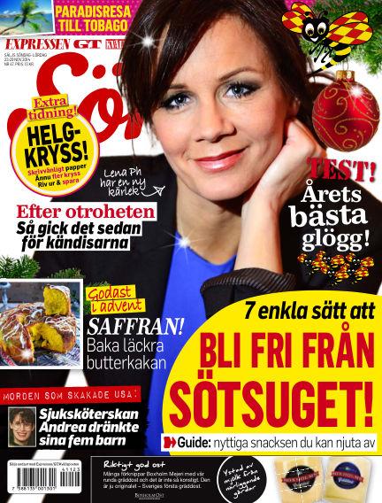Expressen Söndag November 23, 2014 00:00