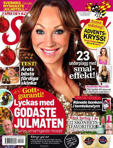Expressen Söndag December 14, 2014 00:00
