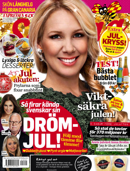 Expressen Söndag December 21, 2014 00:00