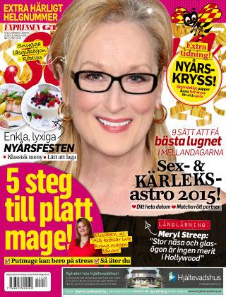Expressen Söndag 2014-12-28