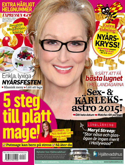 Expressen Söndag December 28, 2014 00:00