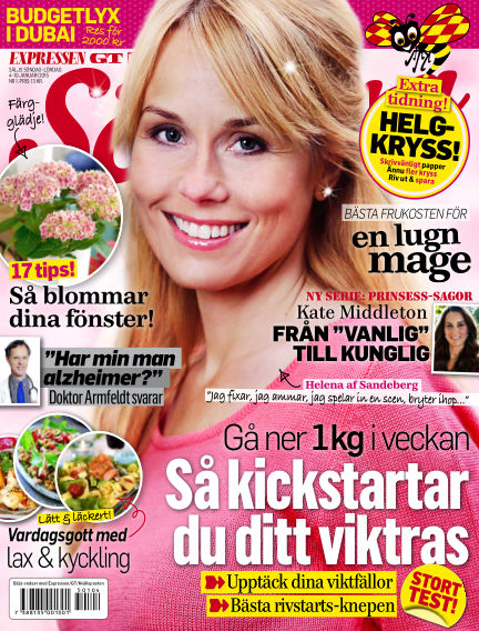 Expressen Söndag January 04, 2015 00:00